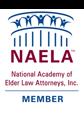 National Academy of Elder Law Attorneys, Inc. Membership Badge