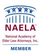 National Academy of Elder Law Attorneys, Inc. Membership Badge